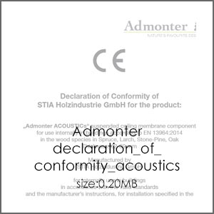 Admonter_CE-marking_DeclarationOfCanformityAcoustics_Cover_Over