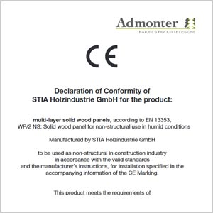 Admonter_CE-marking_DeclarationOfCanformityGalleria_Cover
